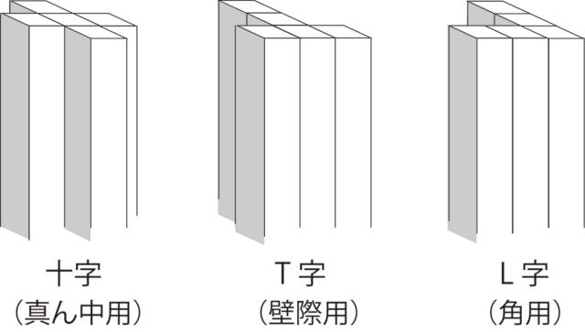 トラスベリーウッド工法 柱