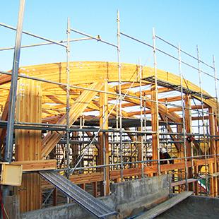 木工事サポートのイメージ
