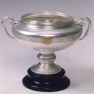 天皇杯受賞のイメージ